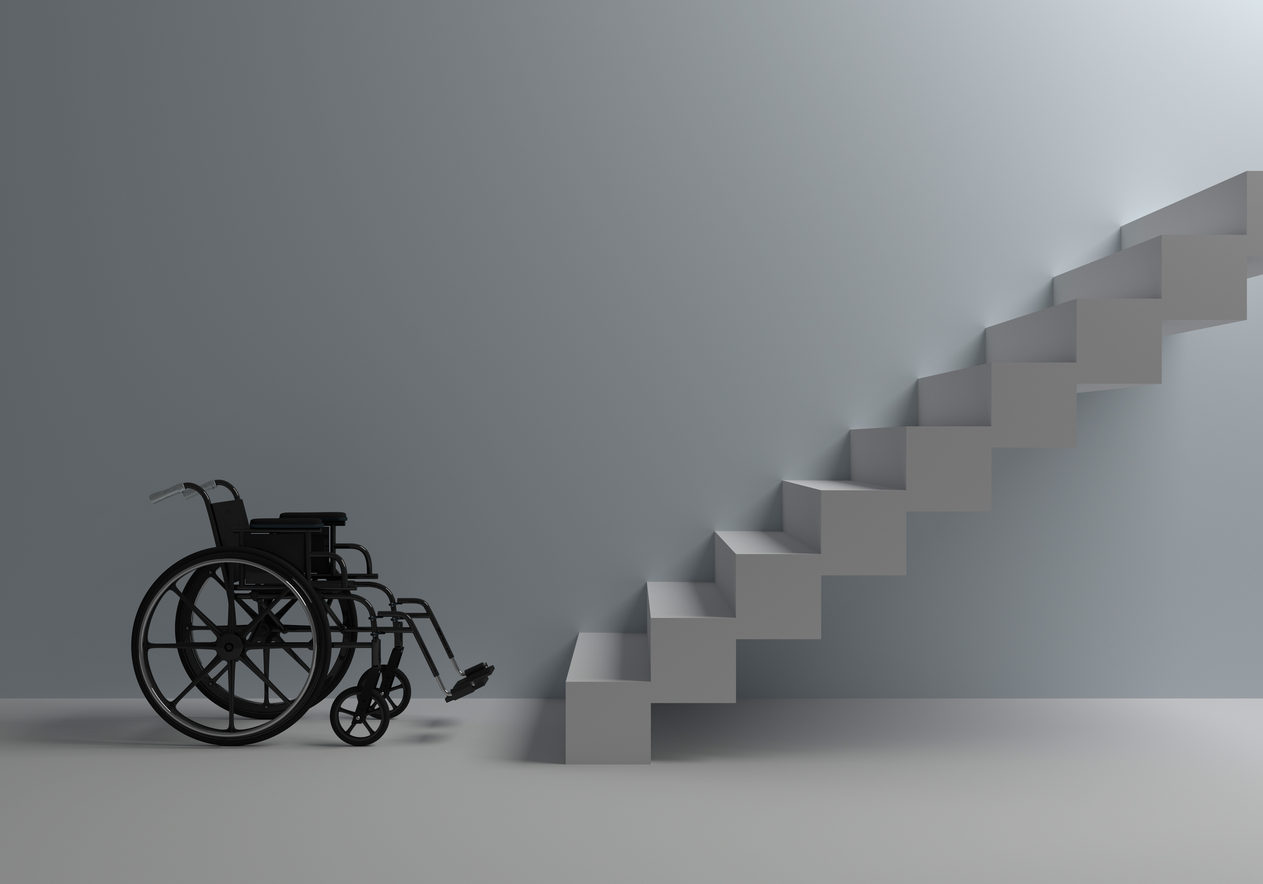 19932115 - problems of people with disabilities