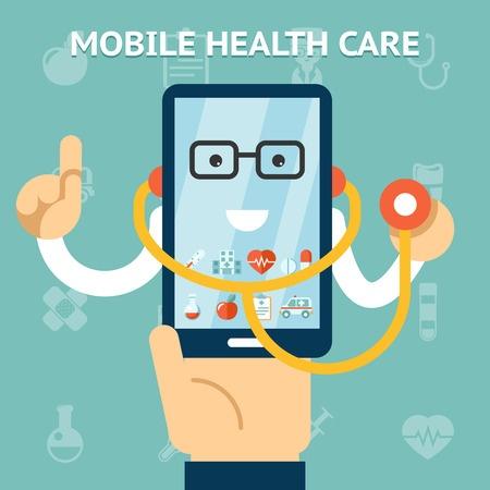 37844670 - mobile health care and medicine concept